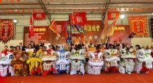 China KSK Lion Dance